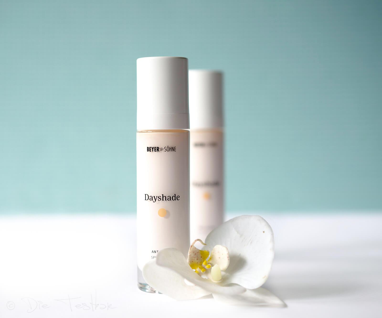 Hochwertige Anti-Aging-Pflege - Dayshade Cream SPF 30 von Beyer & Söhne
