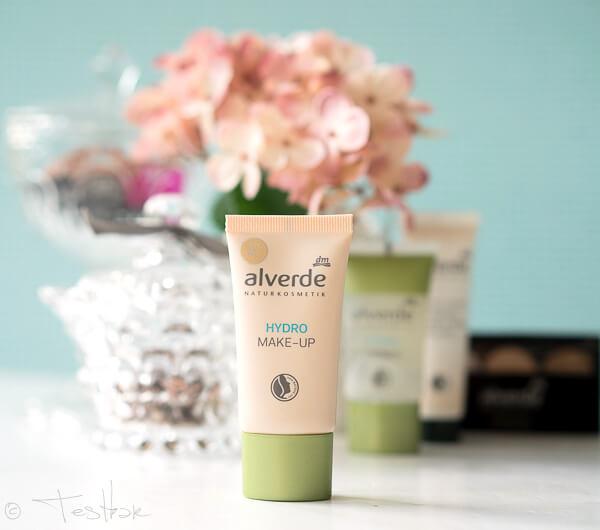 Hydro Make-up von alverde