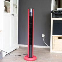 DenSkyscraper 3G Säulenventilator Standventilator mit Touch Fernbedienung von Klarstein haben wir bereits vor einiger Zeit zum testen erhalten. Leider ließ der Sommer jedoch auf sich warten und somit hatten wir gar nicht recht die Möglichkeit den Ventilator bei sommerlichen Temperaturen zu testen. Zum Glück kam der Sommer dann ja doch noch und nun konnten wir seit […]