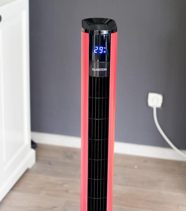skyscraper 3g s ulenventilator standventilator mit touch. Black Bedroom Furniture Sets. Home Design Ideas