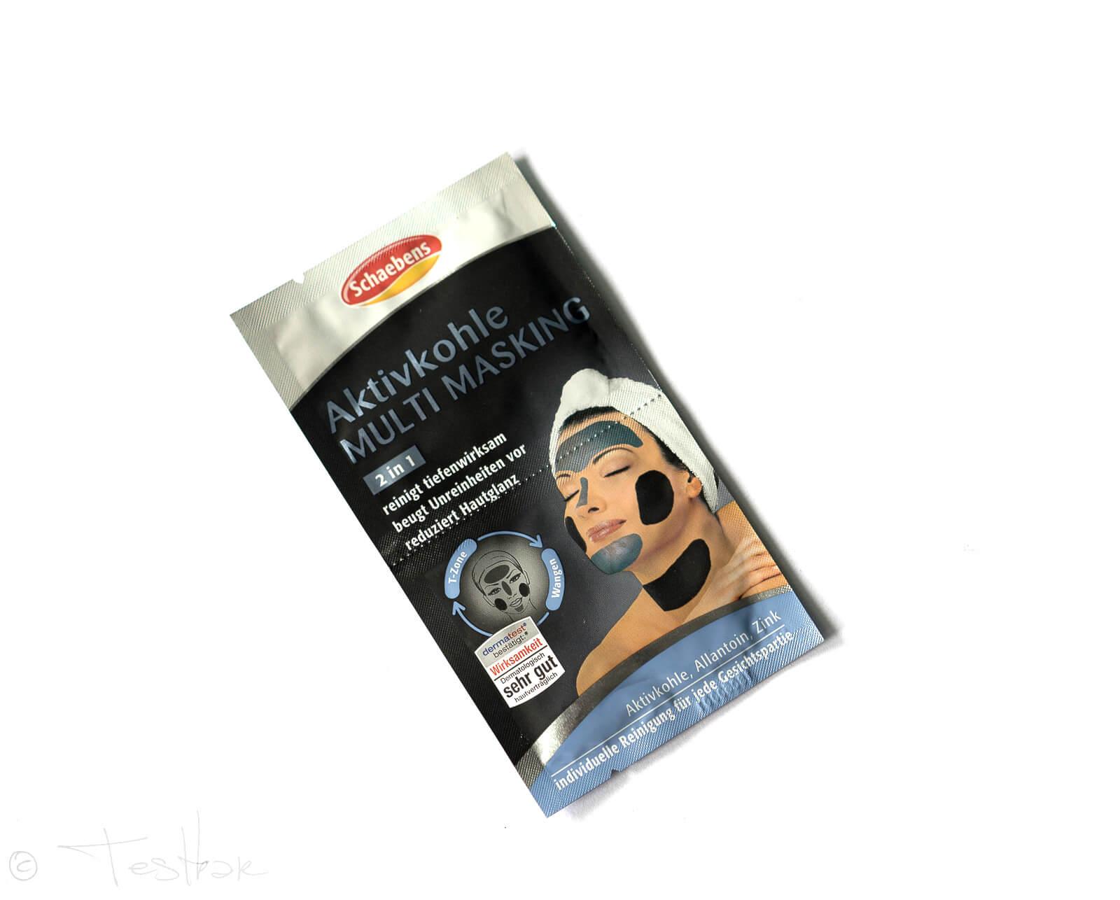 Schaebens - Aktivkohle Multi Masking