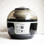 VitAir Heißluftfritteuse 1400W zum Grillen und Backen