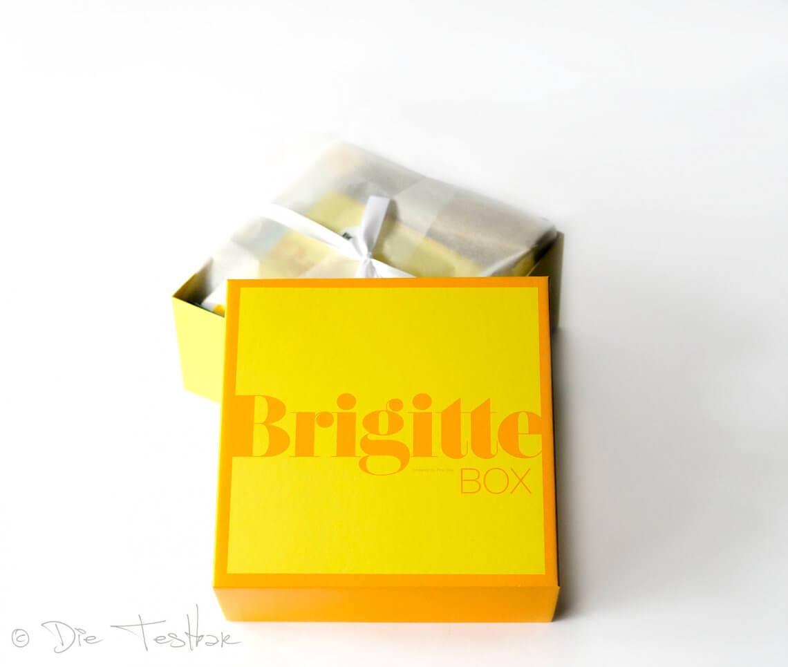 BRIGITTE Box Nr. 3/2021 im Juni 2021 – Mit allen Sinnen