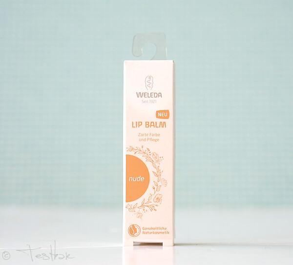 Weleda -Lip Balm nude
