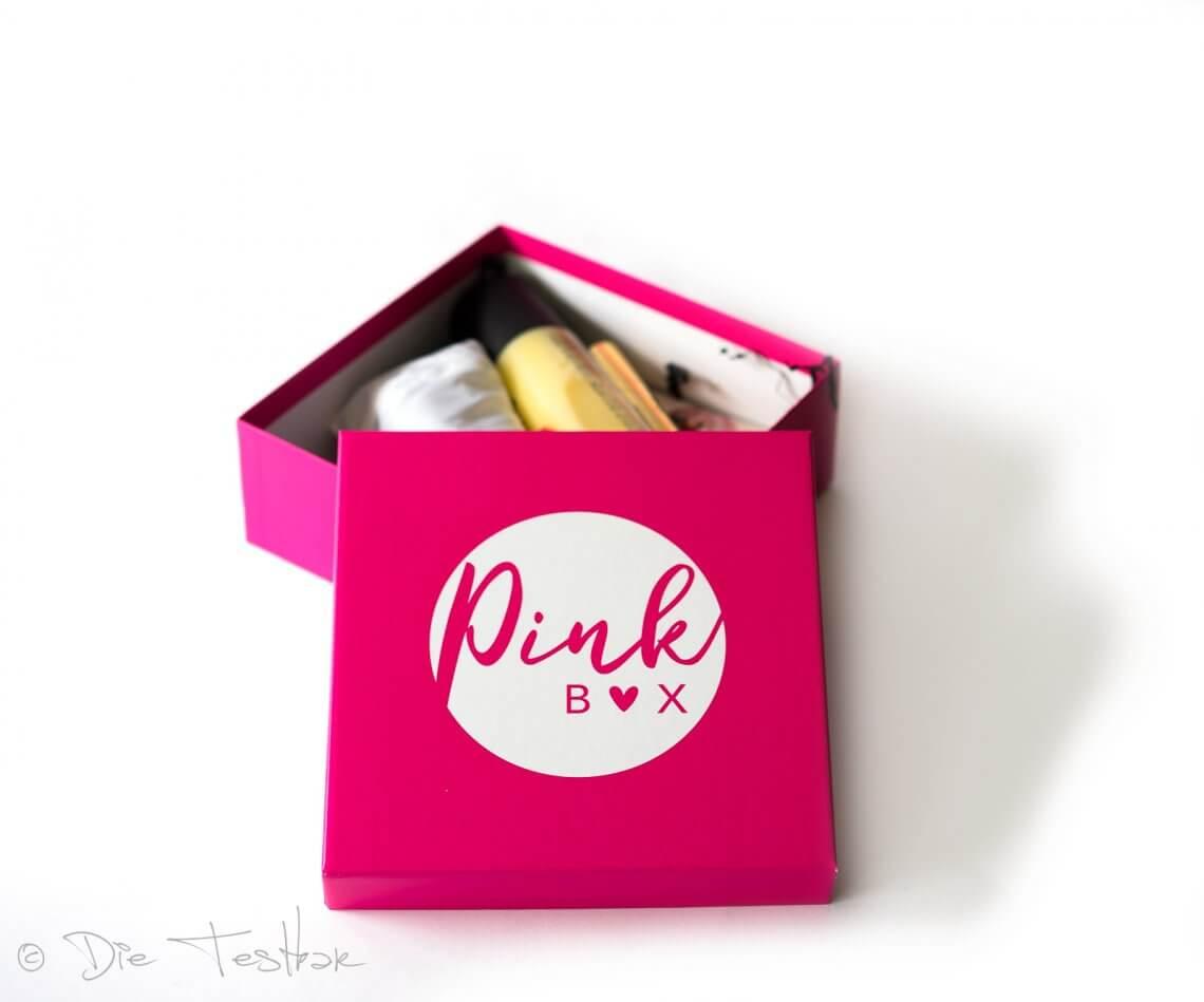 DIE PINK BOX im August 2021 – Pink Box Ciao Bella 2021