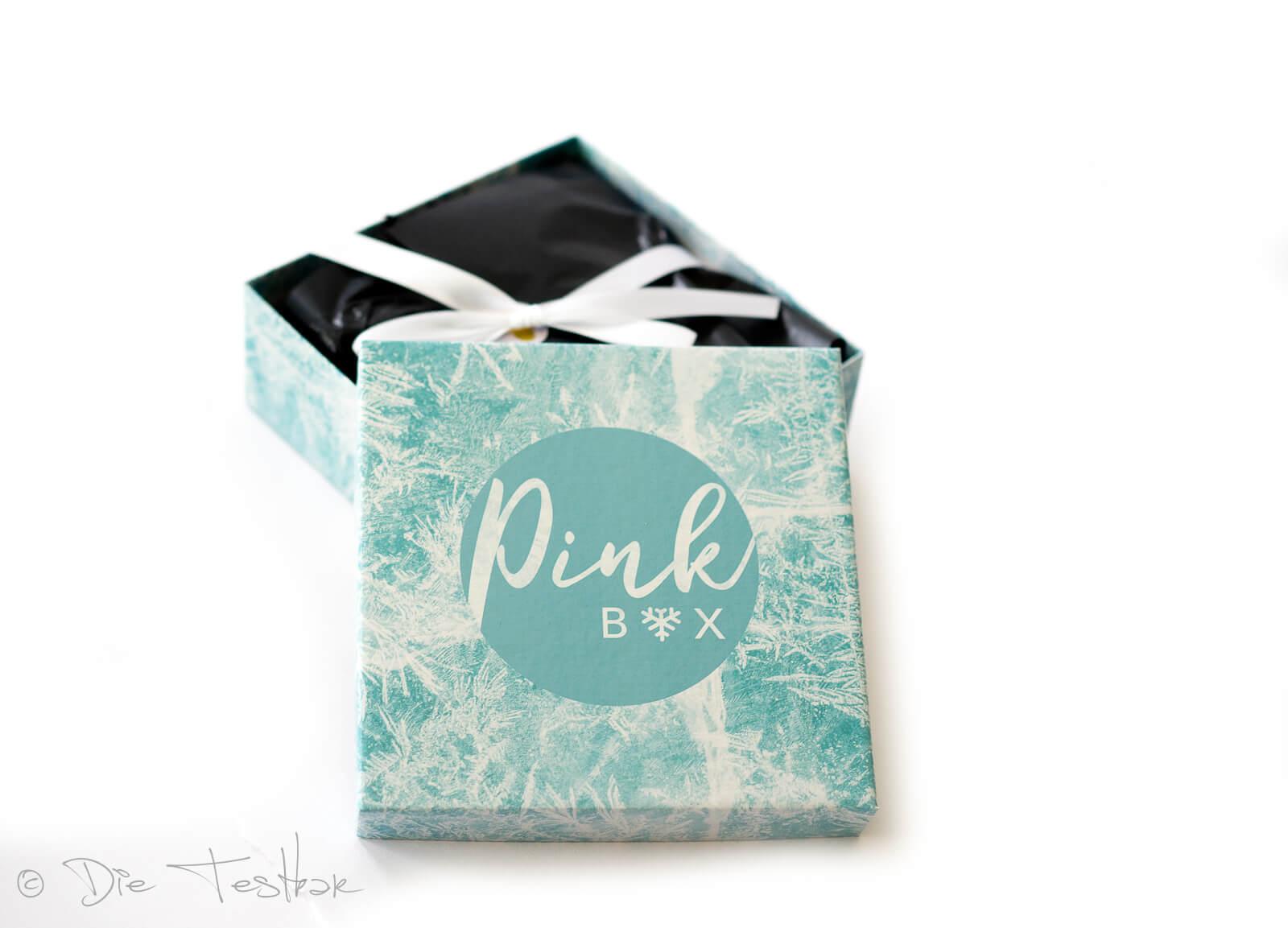 DIE PINK BOX im Dezember 2020 – Pink Box Eisprinzessin 2020