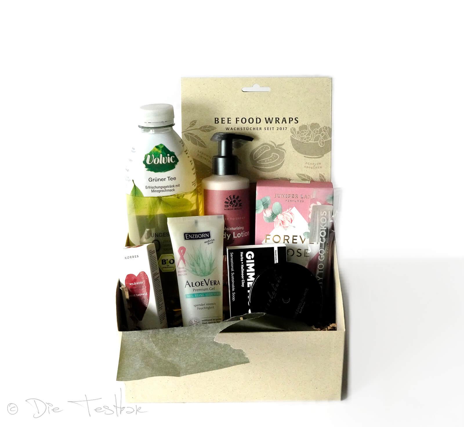 beautylove – The Natural Box im Mai/Juni 2021
