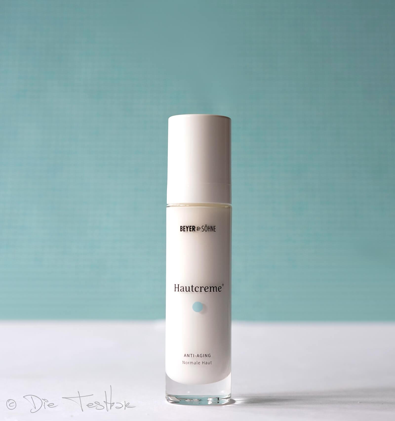 Hautcreme+ Anti‑Aging - Normale Haut