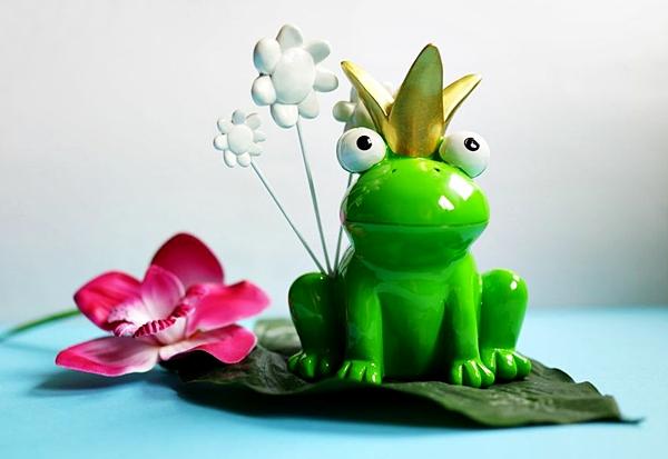 kuss den frosch