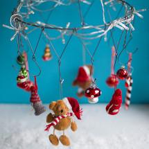 Ich habe mir bereits im letzten Jahr einen Hängekranz gekauft. Dieser lässt sich zu jeder Jahreszeit hübsch dekorieren. Nun habe ich ihn weihnachtlich dekoriert. Mit wenigen Handgriffen wurde aus ihm ein hübsches Weihnachtliches Dekoojekt. Ich habe einfach eine Lichterkette um den Hängekranz gebunden damit er abends schön leuchtet. […]