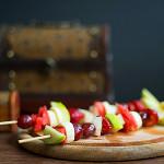Köstliche Fruchtspieße – Genau das Richtige für den kleinen Hunger im Sommer