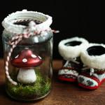 DIY – Hübsche Weihnachtsdeko im Glas