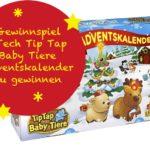 Gewinnspiel – Toller VTech Tip Tap Baby Tiere Adventskalender zu gewinnen