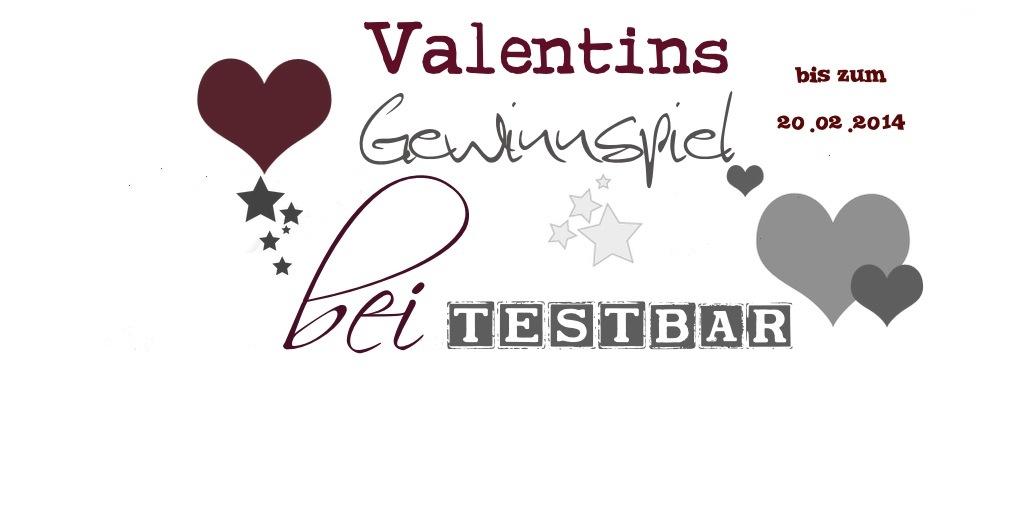 Valentnis-Gewinnspiel